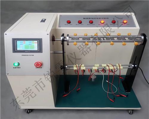 线材弯折试验机怎么测试的使用方法