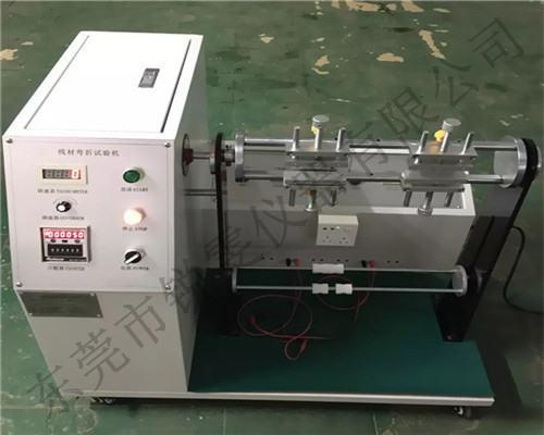 线材弯折试验机使用方法