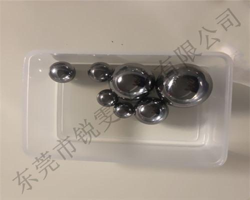 落球冲击试验机钢球规格尺寸表
