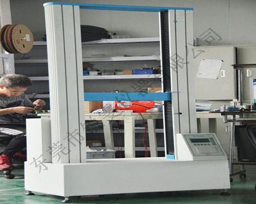 微电脑双柱拉力试验机