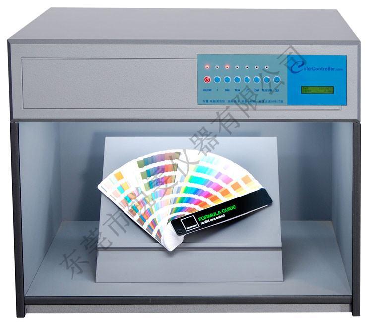 标准光源对色灯箱的正确使用方法